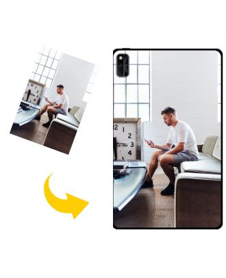 Customized HONOR Pad 6 Phone Case with Your Own Design, Photos, Texts, etc.