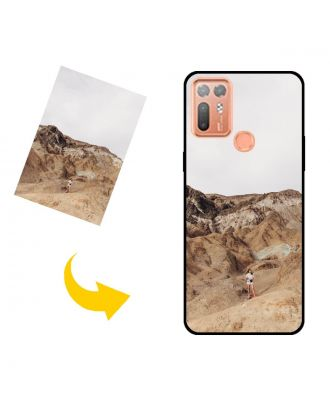 Customized HTC Desire 20+ Phone Case with Your Own Photos, Texts, Design, etc.