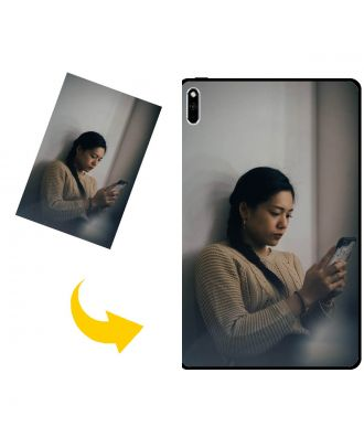 Customized HUAWEI MatePad 5G Phone Case with Your Photos, Texts, Design, etc.