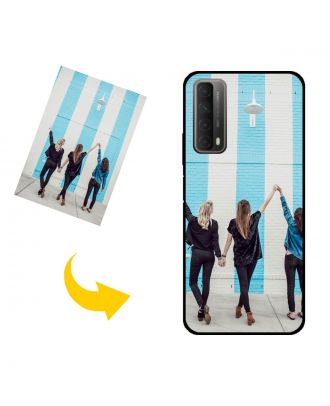 Custom HUAWEI P smart 2021 Phone Case with Your Photos, Texts, Design, etc.