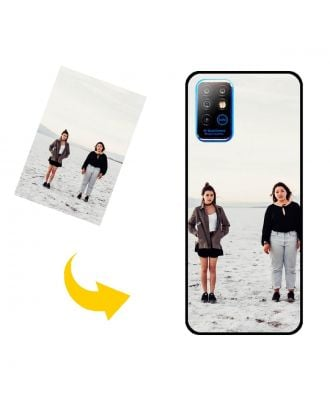 Custom Made Infinix Note 8i Phone Case with Your Own Design, Photos, Texts, etc.