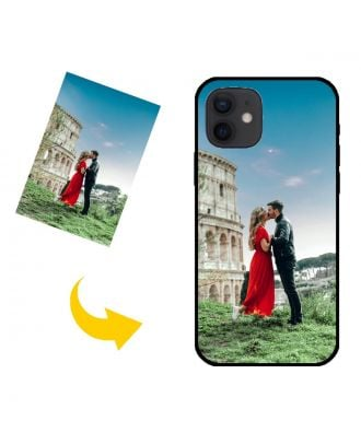 Customized iPhone 12 Phone Case with Your Photos, Texts, Design, etc.