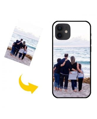 Custom iPhone 12 mini Phone Case with Your Photos, Texts, Design, etc.