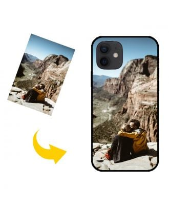 Custom Made iPhone 12 Pro Phone Case with Your Own Photos, Texts, Design, etc.