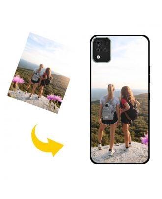 LG K42 Púzdro na telefón vyrobené na mieru s vašimi fotografiami, textami, dizajnom atď.