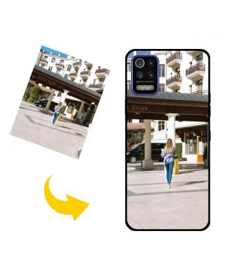 Personalized LG K52 / K62 Phone Case with Your Photos, Texts, Design, etc.