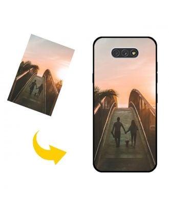 Aangepast LG Q31 telefoonhoesje met uw eigen ontwerp, foto's, teksten, etc.