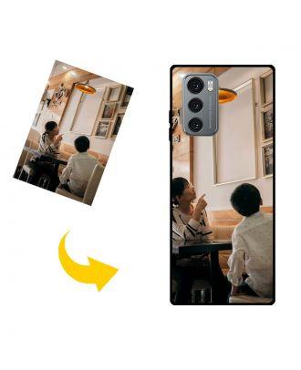 Gepersonaliseerd LG Wing 5G telefoonhoesje met je eigen foto's, teksten, ontwerp, etc.