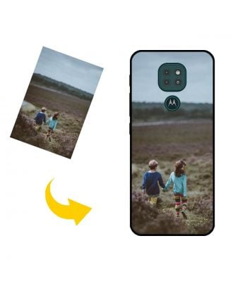 Personalized Motorola Moto G9 Play / Moto G9 (India) Phone Case with Your Own Design, Photos, Texts, etc.