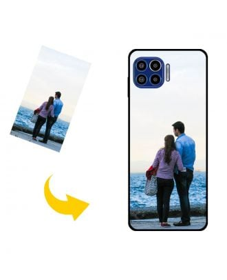 Customized Motorola One 5G Phone Case with Your Own Design, Photos, Texts, etc.