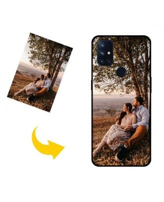 Personalized OnePlus Nord N10 5G Phone Case with Your Photos, Texts, Design, etc.