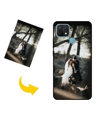 Personalized OPPO A15 Phone Case with Your Photos, Texts, Design, etc.