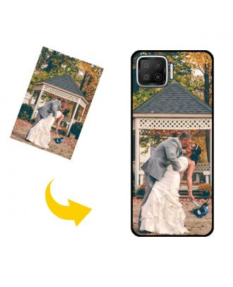 Customized OPPO A73 / F17 Phone Case with Your Photos, Texts, Design, etc.