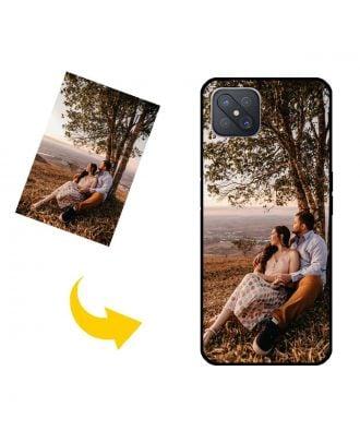 Custom OPPO Reno4 Z 5G Phone Case with Your Own Photos, Texts, Design, etc.