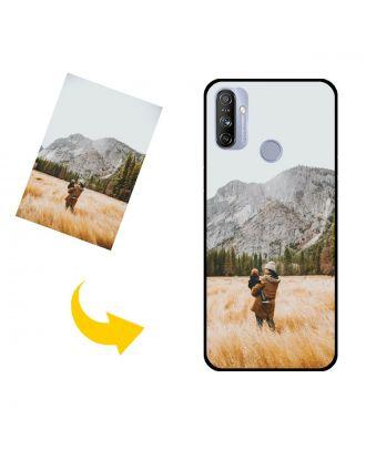 Prispôsobené Realme Narzo 20A puzdro na telefón s vlastným dizajnom, fotografiami, textami atď.
