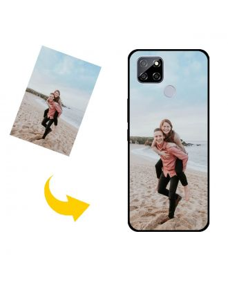Custom Realme Q2i Phone Case with Your Own Design, Photos, Texts, etc.