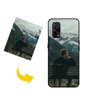 Customized Realme X7 Pro Phone Case with Your Photos, Texts, Design, etc.