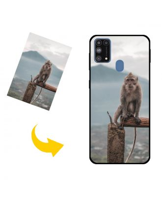 Custom Made Samsung Galaxy M31 Prime Phone Case with Your Photos, Texts, Design, etc.