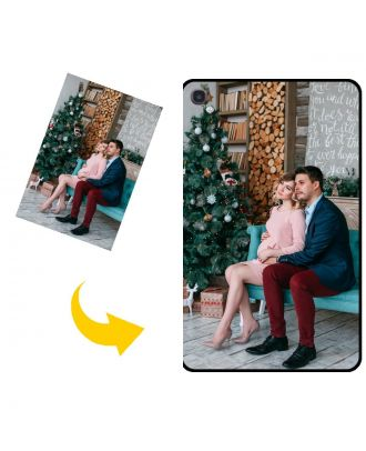 Custom Made Samsung Galaxy Tab A 8.4 (2020) Phone Case with Your Own Design, Photos, Texts, etc.