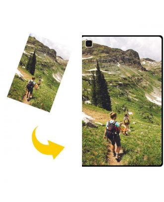 Custom Samsung Galaxy Tab A7 10.4 (2020) Phone Case with Your Own Photos, Texts, Design, etc.
