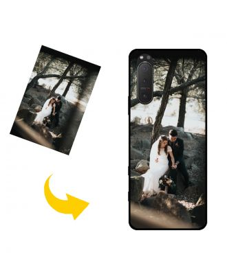 Custom SONY Xperia 5 II Phone Case with Your Own Photos, Texts, Design, etc.