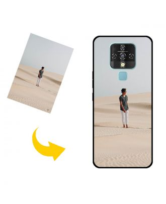 Custom Made TECNO Camon 16 Phone Case with Your Photos, Texts, Design, etc.