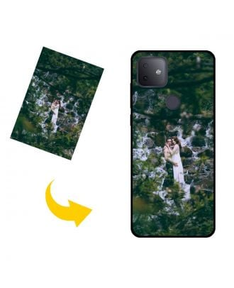 Custom T-Mobile REVVL 4+ Phone Case with Your Own Photos, Texts, Design, etc.