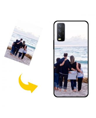 Custom vivo iQOO U1x Phone Case with Your Own Photos, Texts, Design, etc.