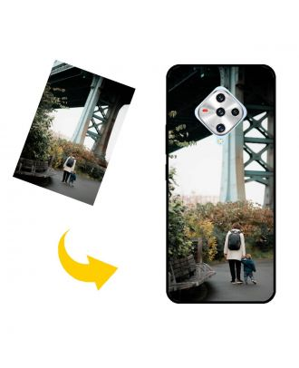 Custom vivo X50e 5G Phone Case with Your Photos, Texts, Design, etc.