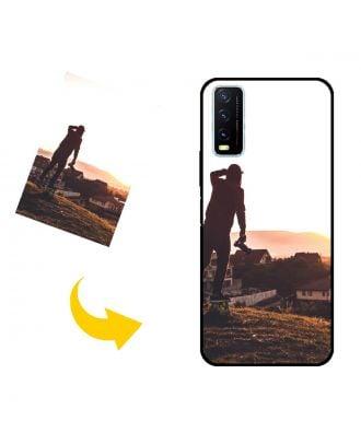 Custom vivo Y20s Phone Case with Your Own Photos, Texts, Design, etc.