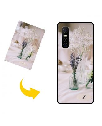 Custom Made vivo Y73s Phone Case with Your Own Photos, Texts, Design, etc.