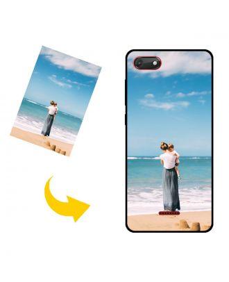 Custom Made Wiko Tommy3 Plus Telefoonhoesje met uw eigen ontwerp, foto's, teksten, etc.