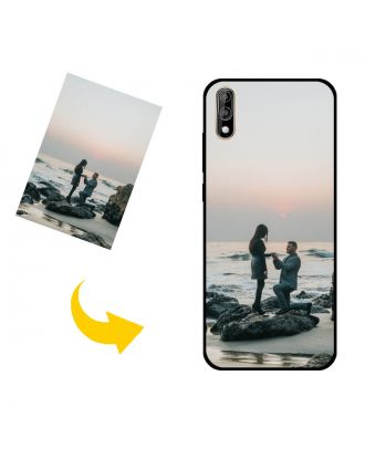 Custom Wiko View4 Lite Phone Case with Your Own Photos, Texts, Design, etc.
