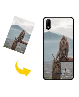 Customized Wiko Y60 Phone Case with Your Photos, Texts, Design, etc.