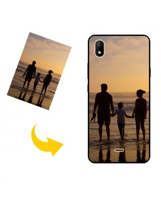 Custom Made Wiko Y61 Phone Case with Your Photos, Texts, Design, etc.