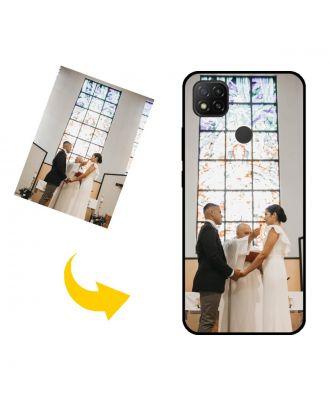 Custom Xiaomi Redmi 9 (India) Phone Case with Your Own Design, Photos, Texts, etc.