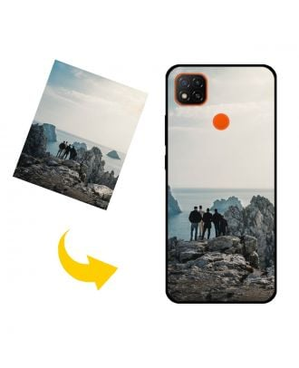Personalized Xiaomi Redmi 9C NFC Phone Case with Your Photos, Texts, Design, etc.