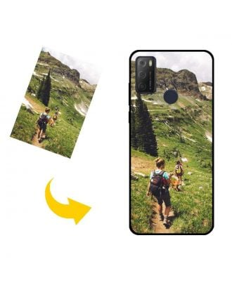 Custom Made Alcatel 1S (2021) / 3L (2021) Phone Case with Your Own Design, Photos, Texts, etc.