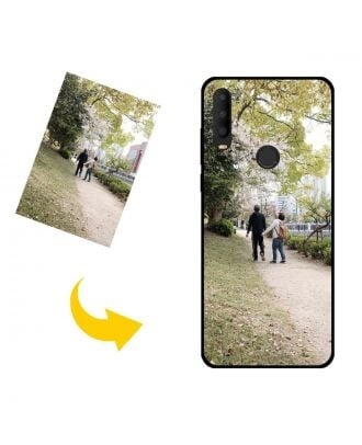 Customized Alcatel 1SE (2020) Phone Case with Your Photos, Texts, Design, etc.