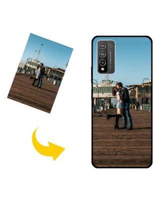 사진, 텍스트, 디자인 등이 포함 된 맞춤형 HONOR 10X Lite 휴대폰 케이스
