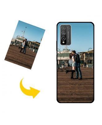Personlig HONOR 10X Lite telefonetui med dine fotos, tekster, design osv.