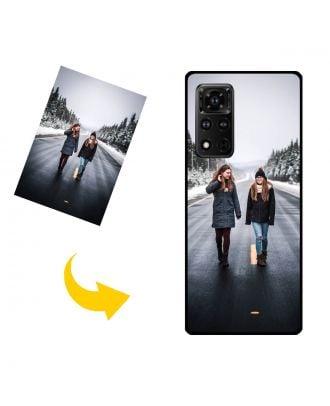 Niestandardowe etui na telefon HONOR V40 5G z własnymi zdjęciami, tekstami, projektem itp.
