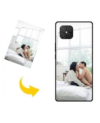 Tilpasset HUAWEI nova 8 SE telefonveske med bilder, tekster, design osv.