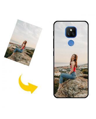 Aangepast Lenovo K12 telefoonhoesje met uw eigen ontwerp, foto's, teksten, etc.