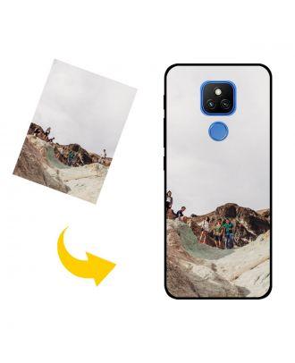 Wykonane na zamówienie etui na telefon Lenovo K12 (China) ze zdjęciami, tekstami, projektem itp.