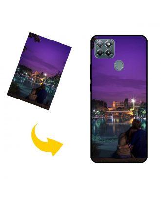 Gepersonaliseerd Lenovo K12 Pro telefoonhoesje met uw foto's, teksten, ontwerp, etc.