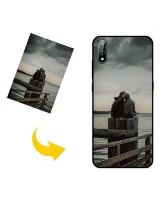 Egendefinert LG W11 telefonveske med egne bilder, tekster, design osv.