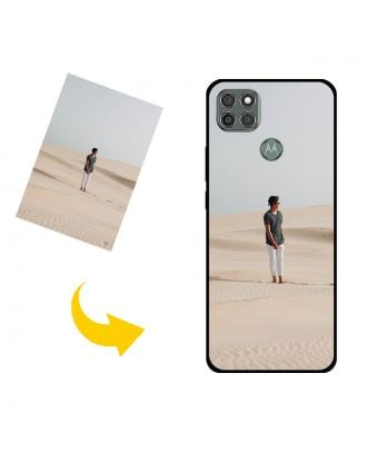Custom Made Motorola Moto G9 Power Phone Case with Your Own Design, Photos, Texts, etc.