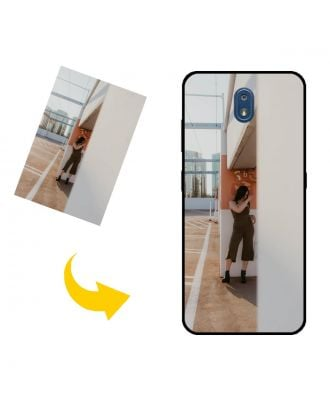 Spersonalizowane etui na telefon Nokia 3 V z własnym projektem, zdjęciami, tekstami itp.