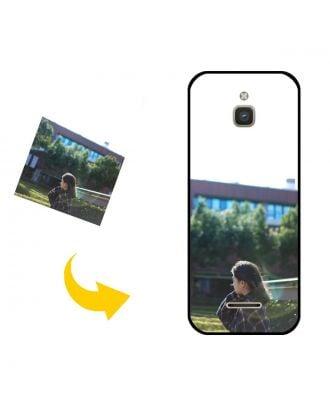 Tilpasset Nokia 8000 4G telefonveske med egne bilder, tekster, design osv.